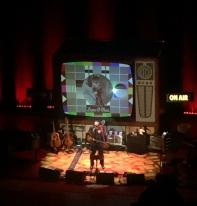 Elvis Costello at Ace Theatre. Los Angeles, CA. 2016