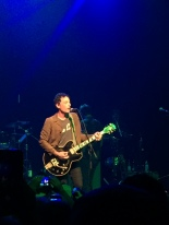 Jakob Dylan at the Fonda for Tom Petty Fest. Los Angeles, CA. 2016